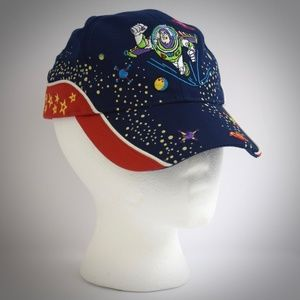Disney Buzz Lightyear Hat Toddler Baseball Cap